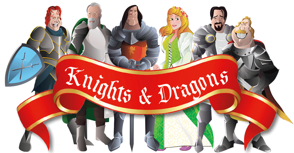 Knights at 4 Kingdoms Adventure Park & Family Farm