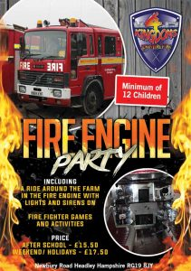 Fire-Engine-Party